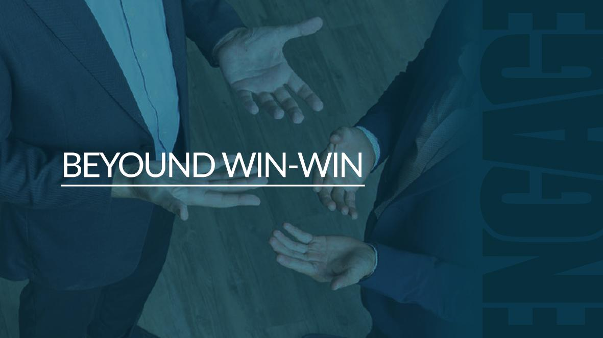 BEYOUND WIN-WIN